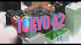 Tokyo 42 Interview | Words About Games @ EGX 2016