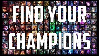 Baixar Find Your Ideal Champion | Season 2020 | League of Legends