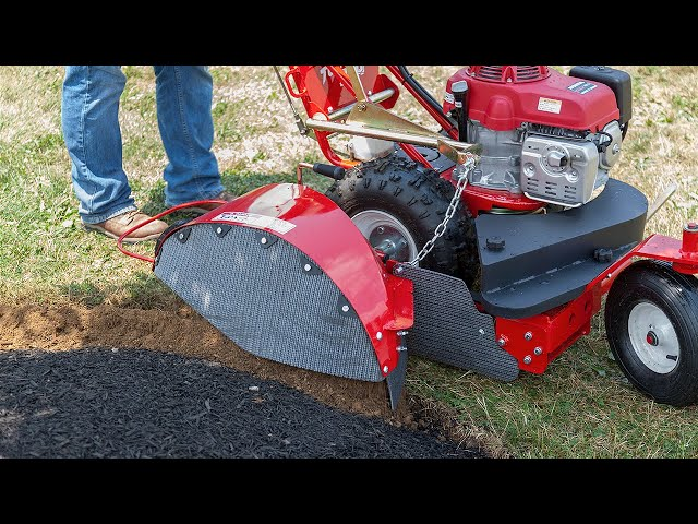 Bed Edger From Turf Teq - Professional Grounds Care Equipment