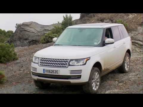 2013 Land Rover Range Rover Review
