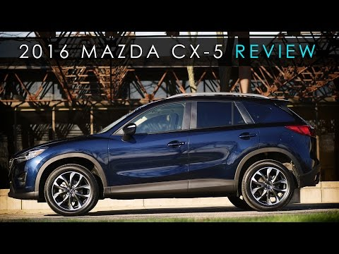 Review | 2016 Mazda CX-5 | Wanting for More