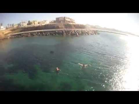 Cala Del Pato Cabo De Palos Youtube