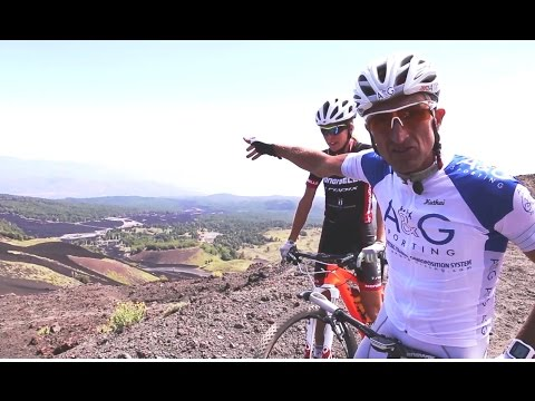 BIKE THE VOLCANO - A&G SPORTING on ETNA