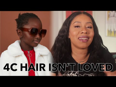 H&M & 4C Hair That Y'all Don't Love   @Jouelzy