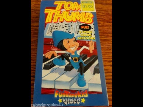 Tom Thumb And Other Color Cartoons
