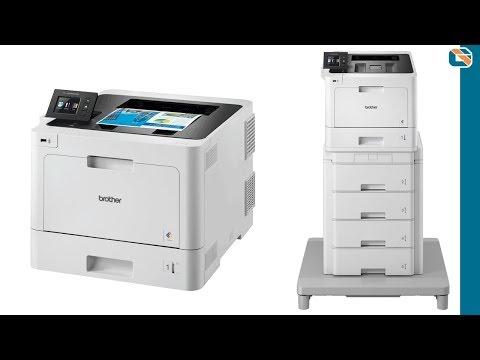 Смотрите сегодня Brother HL-L3210CW Colour Laser Printer