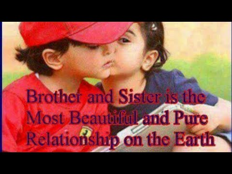 ❤Brother's Day Quotes Images❤¦¦ Brother's Day Whatsapp Status Video