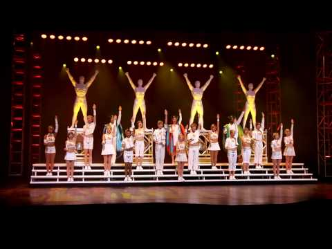 We Will Rock You Showbeginn und