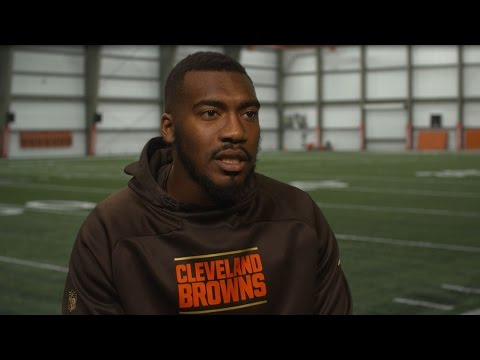 Browns Players Follow in Their Father
