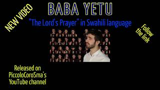 Baba Yetu The Lord 39 s Prayer.mp3