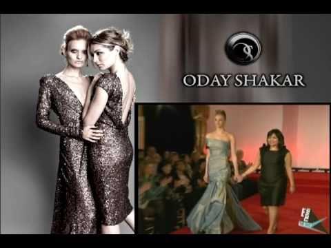 Oday Shakar Runway Introduction at Phoenix Fashion Week 2010