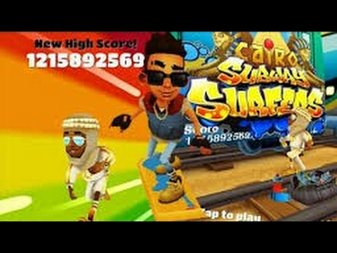 how to get subway surfers