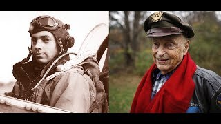 "Bill Overstreet, WWII P-51 Fighter Pilot of ""Berlin Express"" of Roanoke, VA 072713"