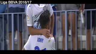 Video Gol Pertandingan Osasuna vs Malaga