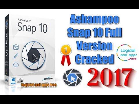 ashampoo snap 10 crack