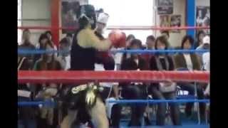 兵庫県 豊岡市 田中ボクシングジムにて年に3回開催されている、The最強...