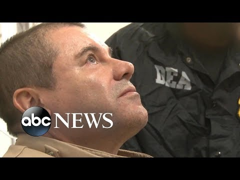 'El Chapo' found guilty by jury in Brooklyn federal court Mp3