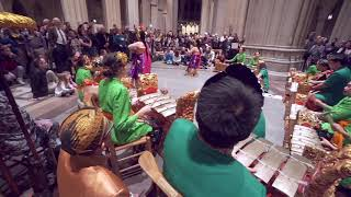 Download Indonesian Gamelan Stunned American Public at the Washington National Cathedral Mp3