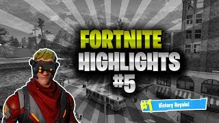 *DAEQUAN* Best and Funny Moments (Fortnite Highlights #5)