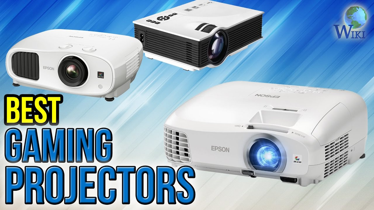 10 best gaming projectors 2017 youtube