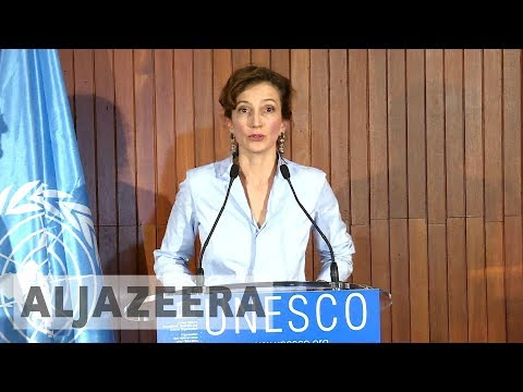 Audrey Azoulay wins vote to be next UNESCO chief