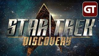 Thumbnail für Star Trek: Discovery und die (dumme) Frage: Ist das noch Star Trek? -  GT-Talk #61