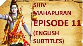 Shiv Mahapuran with English Subtitles - Episode 11 I Sati Balidan ~ Sati Sacrifice
