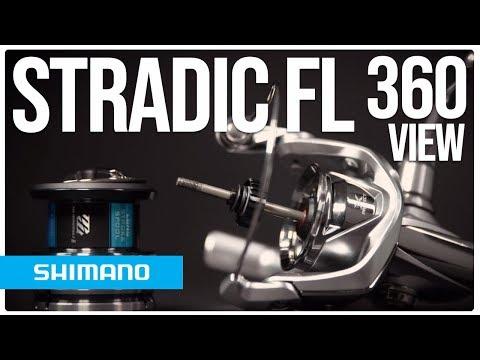 Stradic FL - 360 View | Shimano Fishing Europe
