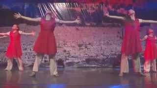 Coreografia PLANO PERFEITO - DVD Espetaculo de Danca CANTO DE SIÃO - Praise Cia. de Danca