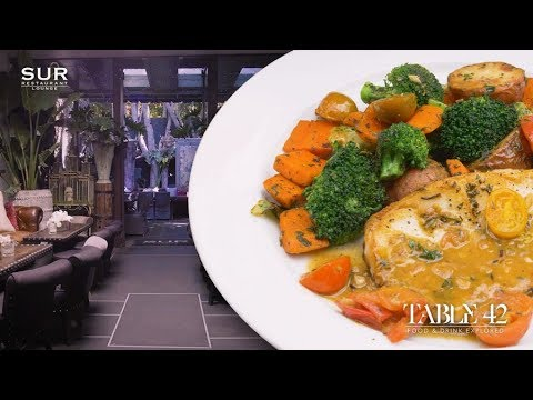 SUR: The Restaurant Behind Bravo TV's Hit Reality Show Vanderpump Rules