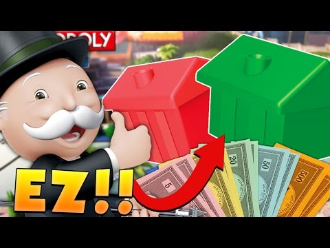 98% OF PEOPLE WON'T BE FRIENDS AFTER THIS GAME - Monopoly Board Game