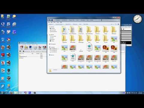 Windows 7 yahoo skin 11 moi