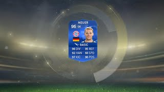 OMFG TOTY NEUER IN A PACK FIFA 15!!! - INSANE LIVE REACTIONS MY BEST PACK EVER Thumbnail
