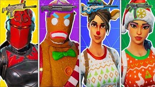 RANDOM SKIN CHALLENGE! (Fortnite Battle Royale!)