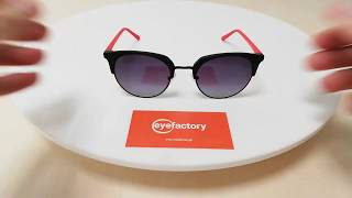 Guess Sunglasses GU3026 01B