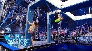 Team Ninja Warrior Germany   4. LAUF - Adrian Wullweber vs. Tabitha Eckfeld