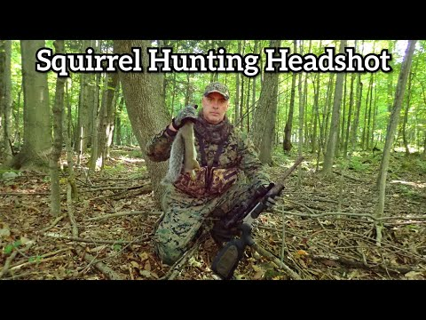 First Squirrel Hunt Of The 2019 Season