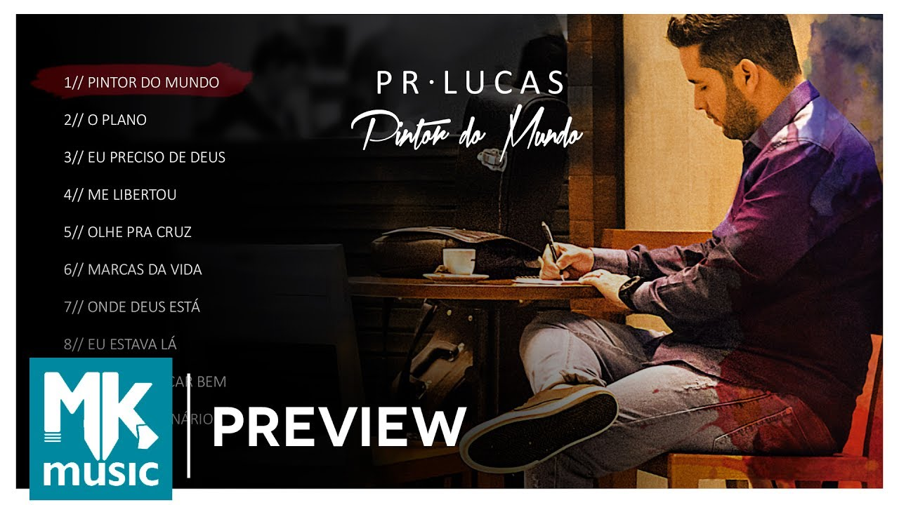 Preview Exclusivo Do CD Pintor Do Mundo