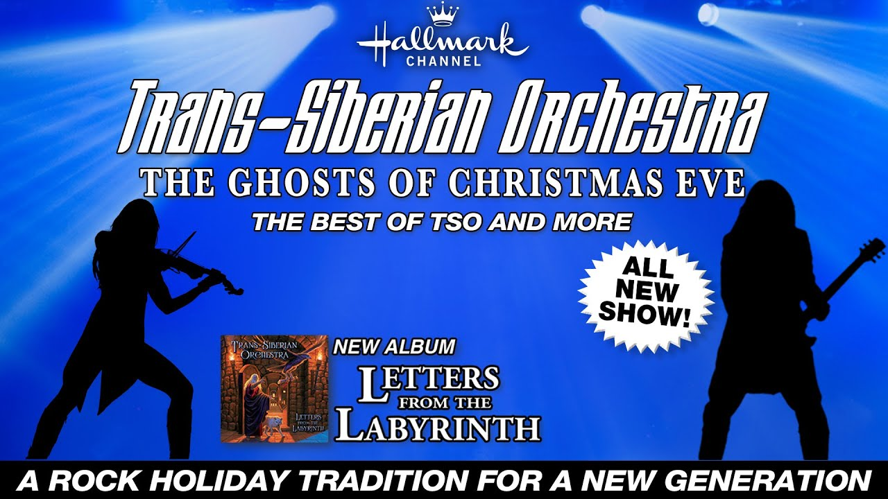 TSO 2015 Winter Tour - The Ghosts Of Christmas Eve (:60 National ...