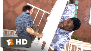 Out Of Time (2003) - Battle On The Balcony Scene (7/11) | Movieclips