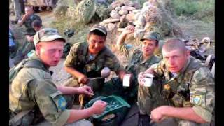 Withdrawal of 217th Airborne Regiment from Georgia in September, 2008