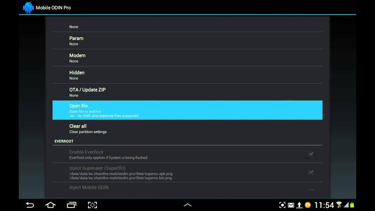 Come aggiornare il firmware di qualsiasi dispositivo samsung