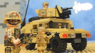 Lego Modern War,  BATTLE OF IRAQ (Long road home part 7)
