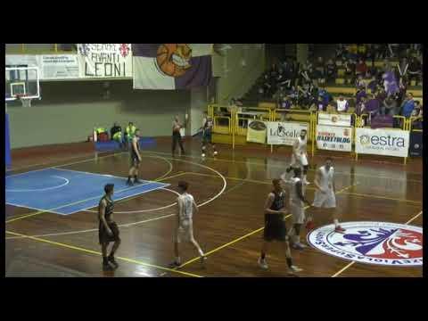 LNP Serie B 17 18 Girone A Fiorentina Basket vs Urania Milano