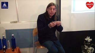 Xavier Pedro Gallego - Aguas Polares y Fusionadas, 18-12-2014 Barcelona -  AmateTV