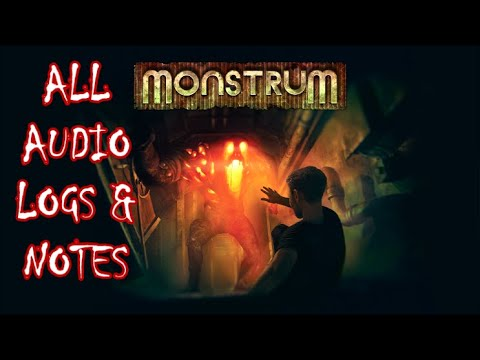 Monstrum - All Audio Logs & Notes (Game Lore) |