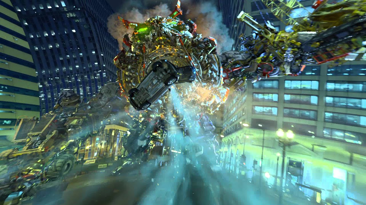 Transformers: The Ride - Universal Studios Hollywood B ...  Transformers: T...