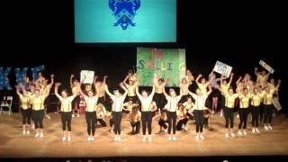 Kappa Kappa Gamma POTH Performance 2011