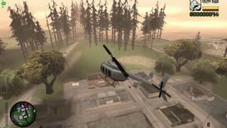 GTA San Andreas - Зомби апокалипсис Прохождение №5