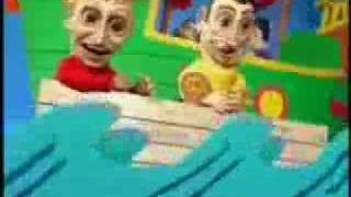 The Wiggle Puppets -   Go Captain Feathersword Ahoy